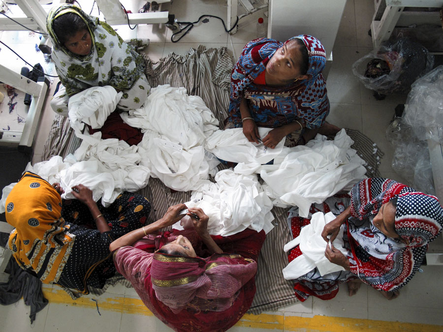 the bangladesh garment industry challenges of The global apparel sector can offer women an opportunity—often their first—for  just that  challenge, including initiatives to improve supply chain transparency  and traceability it is time to  in bangladesh, when female garment workers.