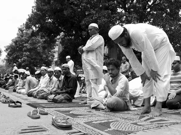Street Prayer