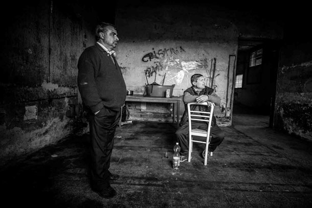 documenting squatters rome lorenzo moscia 13 Europes New Poverty: Documenting Squatters in Rome