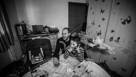 Europe's New Poverty: Documenting Squatters in Rome