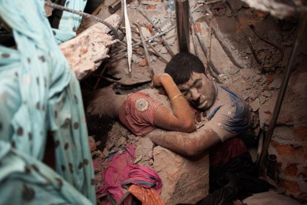 A Final Embrace | Taslima Akhter