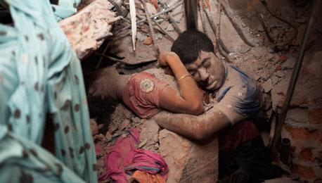 """""""A Final Embrace"""" by Taslima Akhter"""