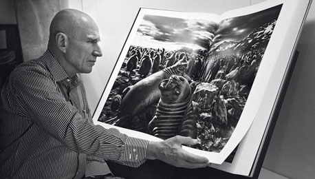 Salgado's $9,000 Primeval World