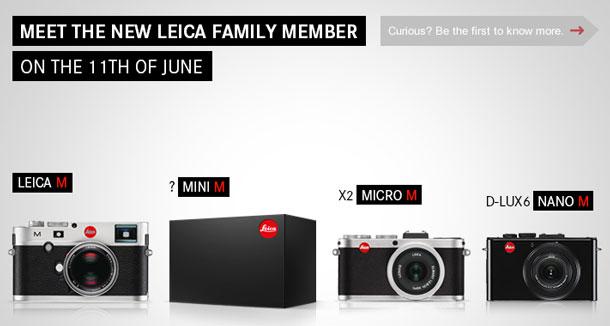 Et Voilà the Leica Mini M — the First EVIL M? | THEME
