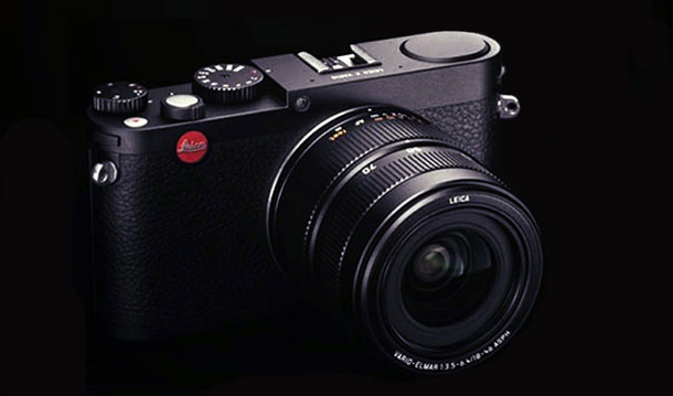 The Leica X Vario Typ 107, formerly known as the Mini M.