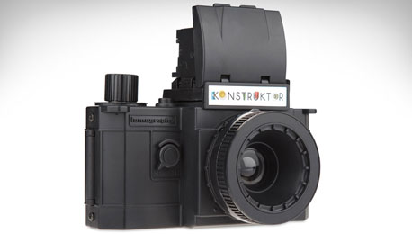 The Konstruktor, 35mm Do-It-Yourself SLR Camera