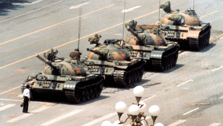 "Making the Iconic 1989 ""Tank Man"" Photo"