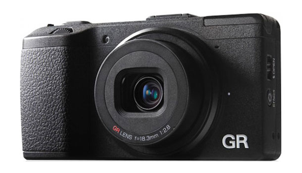 The Ricoh GRD (V)