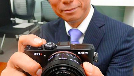 Camera Makers Listen Up: Pricier High-End Cameras Revive Sony Brand Image