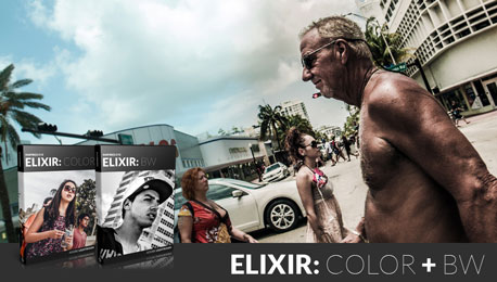 Elixir — New Color and B&W Street Presets