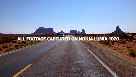 "Lumia 1020 on Assignment — ""This Nokia Performs Like a DSLR"""