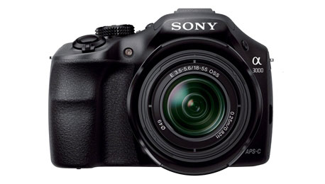 Wolf in Sheep's Clothing? Sony A3000 — Not Even $400 for a Mirrorless DSLR NEX