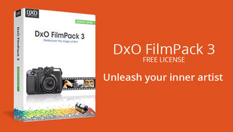 DxO FilmPack 3 Film Emulation — Free License Download