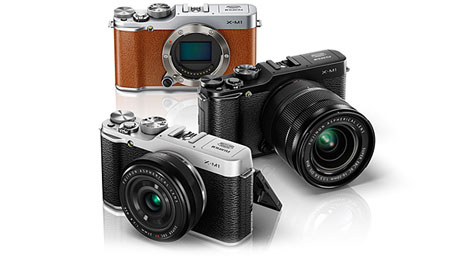 Fujifilm X-M1 at a Glance — Solid No-Frills Performer Living Up to the X Spirit
