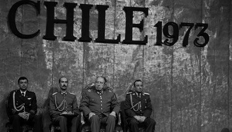 The Pinochet Coup 40 Years Ago — Of Chile's 9/11 and Photojournalist Juan Carlos Cáceres' Only Weapon, His Camera