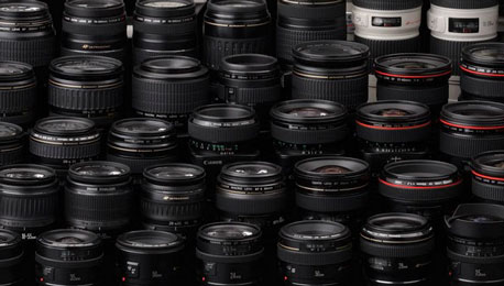 Coming Your Way: The Lens Wars