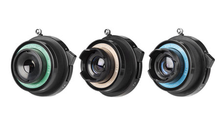 Lomography $89 Experimental Lens Kit for Micro Four Thirds