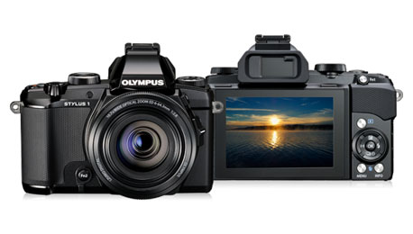 Olympus Stylus 1 — Constant F2.8 Superzoom in Premium OM-D Body