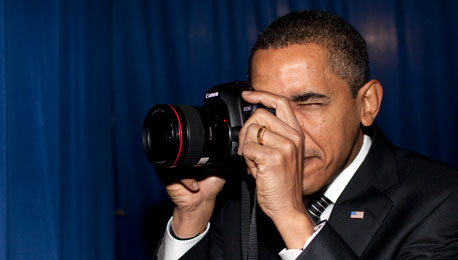 Boycott on Officially Issued White House Photographs — Obama, President of Soviet-Style Propaganda?