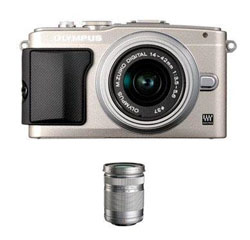 Olympus E-PL5 Bundle for $499