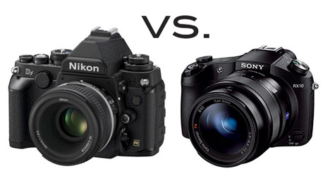 High ISO Battle — King of Low Light, Nikon Df, vs. Sony RX10, King of Bridge Cameras