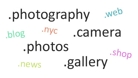 Better Register Your .photography Domain Now