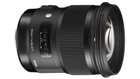 "Does Sigma's All-New 50mm F1.4 DG HSM ""Art"" Lens Give the Otus a Run for Its Money?"