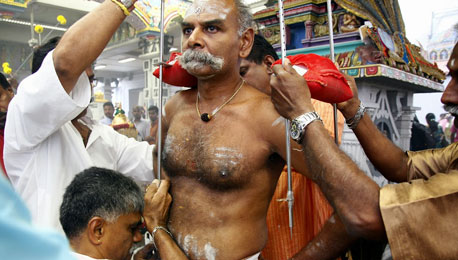 An Attempt to Explain — Thaipusam, Great Photo Op and a Hindu Festival You're Likely to Never Forget