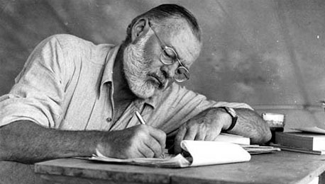 For Whom the Bell Tolls — On Ernest Hemingway and Camera Makers' Future
