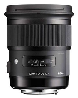 NEW! Order Sigma 50mm F1.4 ART Lens + Tamron 16-300mm All-in-One Zoom