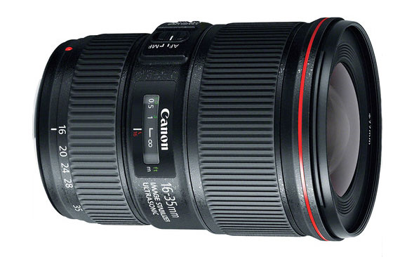 Preorder New Canon 16-35mm F4L IS USM