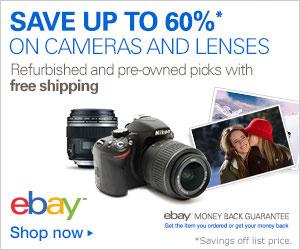 eBay Camera & Lens Promotions