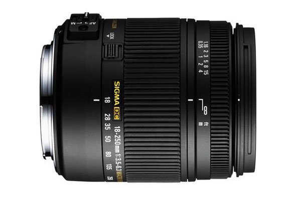Great Deal on All-in-One Sigma 18-250mm