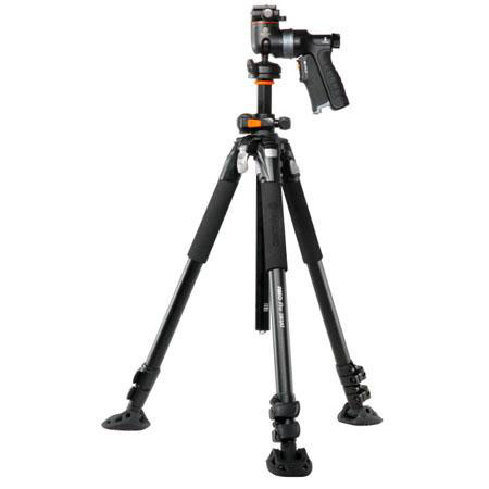 Vanguard Pro Tripod with Grip Head $249 Only