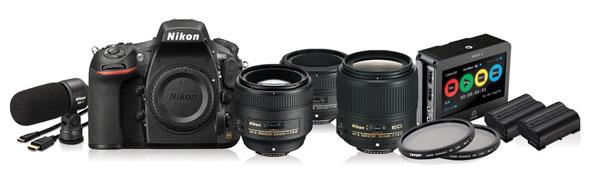 Nikon D810 + Filmmaker's Kit Announced