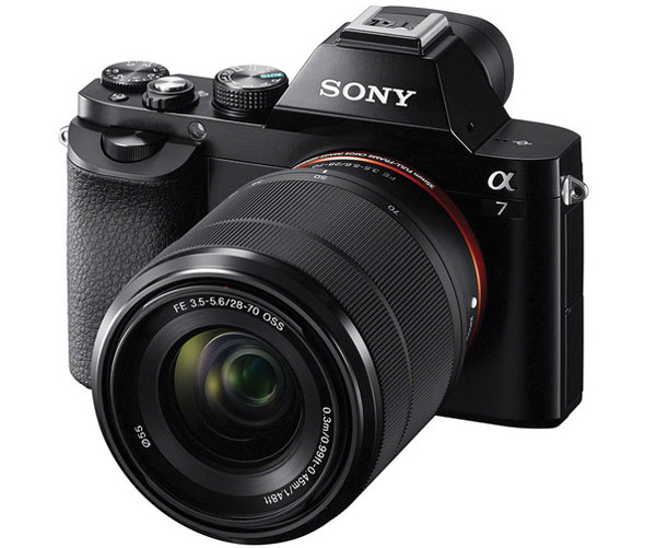 $200 Off Sony A7 Body & Kit!