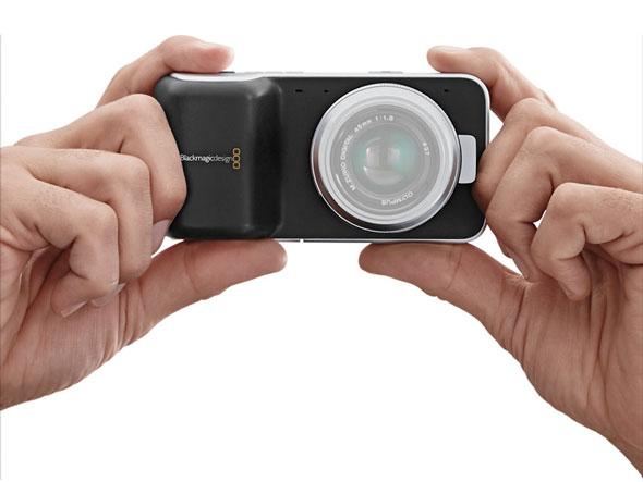 BlackMagic Pocket Cinema Camera 50% Off