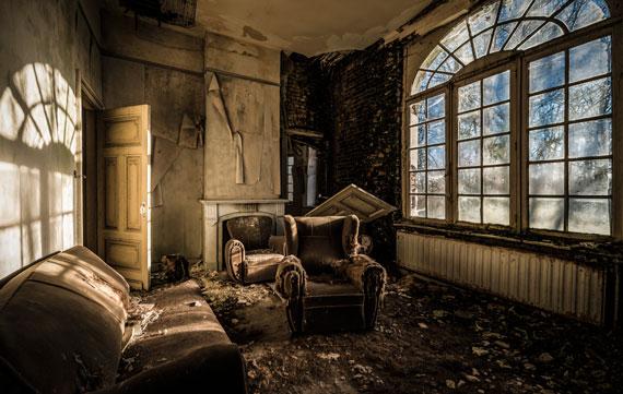 Abandoned Europe