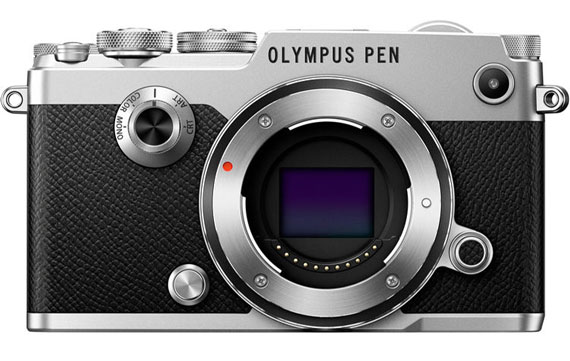 Olympus PEN F — World's Probably Most Beautiful Digital Camera