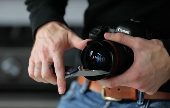 Eight Camera Hacks in 80 Seconds